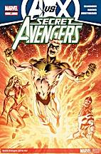 Secret Avengers #27 by Rick Remender