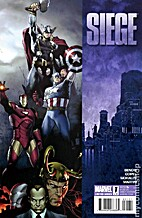 Siege #1 by Brian Michael Bendis