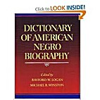 Dictionary of American Negro Biography by…