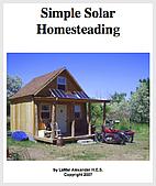 Simple Solar Homesteading by Lamar Alexander