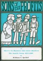Sons of the Profits by William C. Speidel