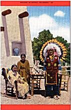 Indians in Scenic Colorado