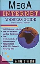 Mega Internet Address Guide by Various