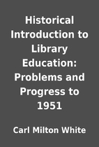 Historical Introduction to Library…