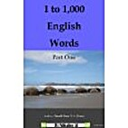 1 to 1000 English words by Donald Stark