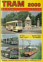 Tram 2000 n°100 - Flash 1990 by Collectif