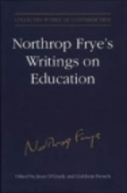 On Education by Northrop Frye