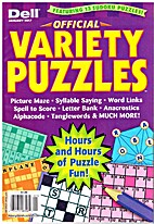 Official variety puzzles by Abby Meher…