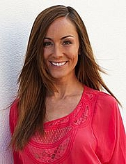 Author photo. Portrait of Amanda Lindhout by Steven Carty