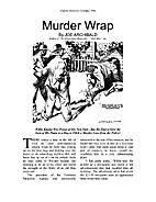 Murder Wrap by Joe Archibald