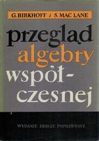 Przegląd algebry współczesnej by G.…