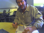 Author photo. Photo by Justin Hall, 2006 (Wikipedia)