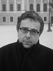 Author photo. 2003 Schönbrunn Palace. Picture by Nicola Fox