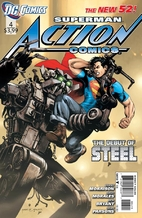 Action Comics #4 by Grant Morrison