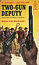 Two-Gun Deputy (G K Hall Nightingale Series…