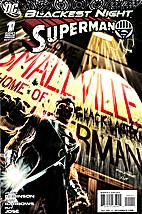 Blackest Night: Superman #01 by James…