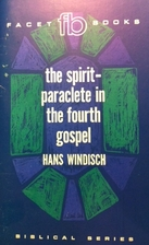 The Spirit-Paraclete in the Fourth Gospel by…