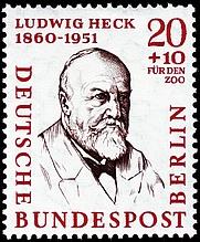 Author photo. Deutsche Bundespost Berlin / Wikimedia Commons