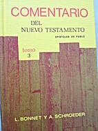 Epistolas de Pablo (Spanish Edition) by L.…