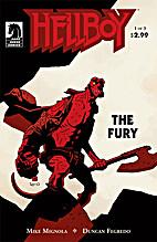 Hellboy: The Fury #1 by Mike Mignola