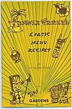 Trader Frank's Exotic Menu Recipes at Tiki…