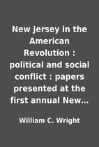 New Jersey in the American Revolution :…