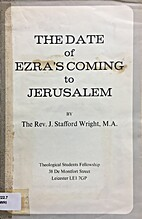 The date of Ezra's coming to Jerusalem…