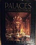 Palaces et grands hôtels dEurope by David…