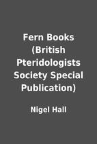 Fern Books (British Pteridologists Society…