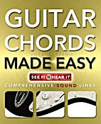 Guitar chords made easy : comprehensive…