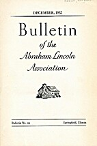 Old New Salem in Bulletin of the Abraham…