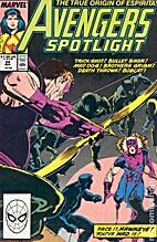 Solo Avengers #24