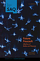 Future Foucault: Afterlives of Bodies and…