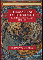 The mapping of the world : early printed…