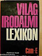 Világirodalmi lexikon 2. Cam-E by Király…