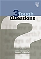 3 Tough Questions (3 CD Set) by Gregory…