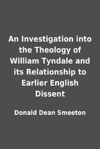 An Investigation into the Theology of…