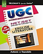 UGC NET English Literature by B. P Panigrahi