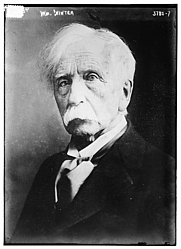 Author photo. William Winter (1836-1917) Drama Critic & Author George Grantham Bain Collection (Library of Congress)