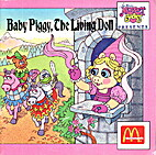 Muppet Babies Baby Piggy, The Living Doll by…
