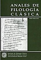 Anales de filología clásica 23