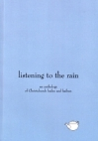Listening to the Rain: An Anthology of…