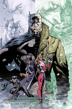 Batman: Hush by Jeph Loeb
