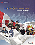 Leadership in the Canadian Forces /…