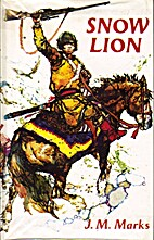 Snow Lion by J. M. Marks