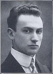"Author photo. From ""Goldenes Buch der Musik."" Stuttgart: W. Spemann, 1916 (Wikimedia Commons)"