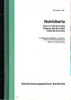 Karlsruher Nuklidkarte = Chart of the…