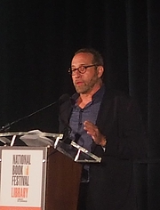 """Author photo. reading at the National Book Festival, Washington, D.C. By slowking4 - Own work, GFDL 1.2, <a href=""""https://commons.wikimedia.org/w/index.php?curid=72267058"""" rel=""""nofollow"""" target=""""_top"""">https://commons.wikimedia.org/w/index.php?curid=72267058</a>"""