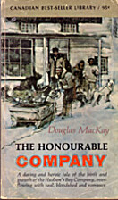 The honourable company; a history of the…