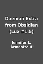 Daemon Extra from Obsidian (Lux #1.5) by…